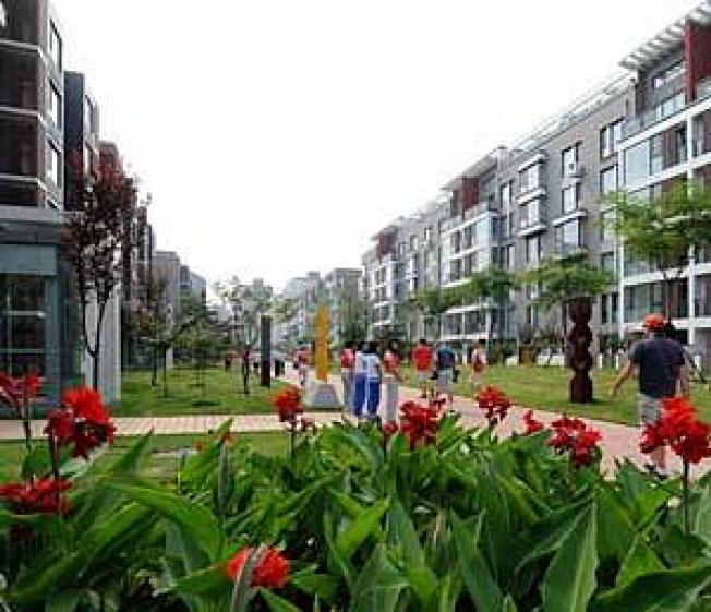 Beijing Air Improves, Olympic Village Earns LEED Gold