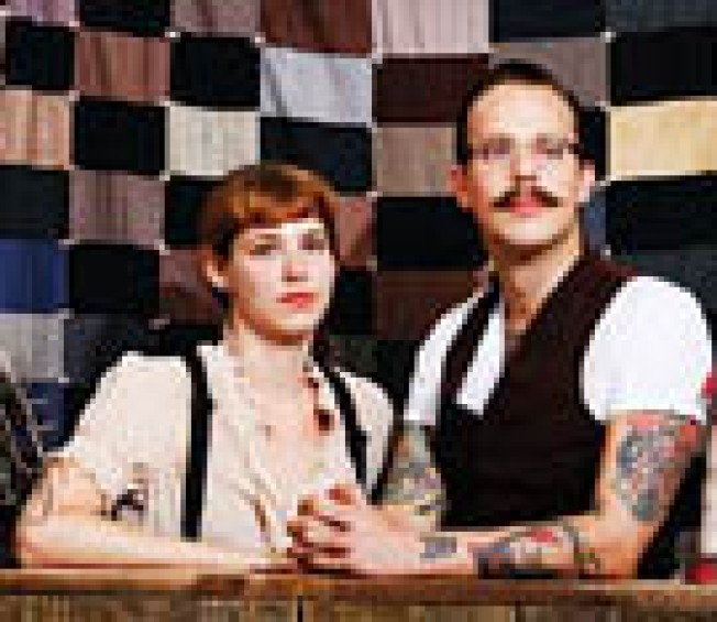Ask a Steampunk Shopboy: The owners of eclectic Greenpoint vintage...