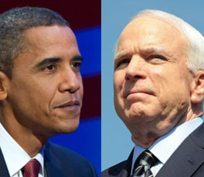 Obama, McCain Play Who's the Socialist