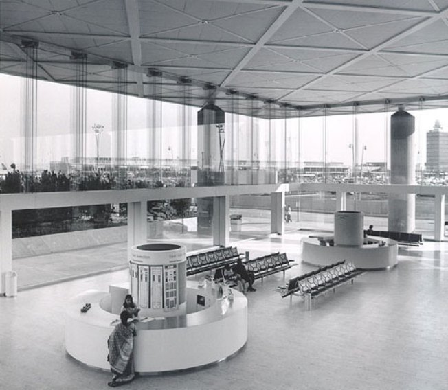 Port Authority Wants to Tear Down I.M. Pei's JFK Terminal
