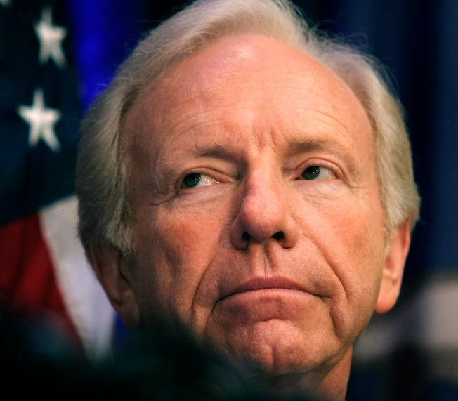 Lieberman Knocks Cheney
