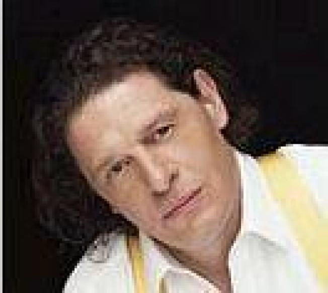 Advice from White: Marco Pierre White has some advice...