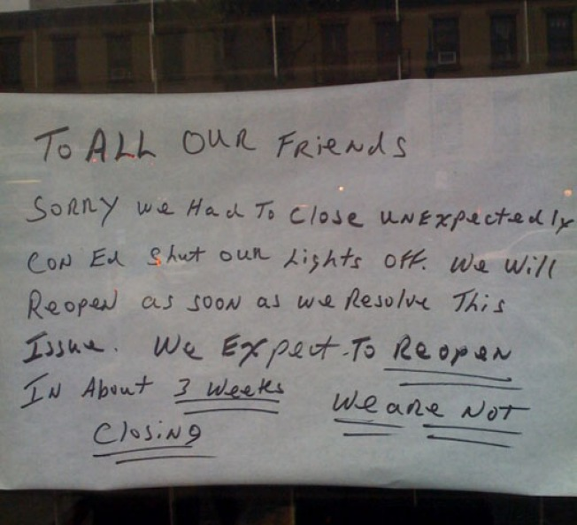 "Jefferson Market Saga: ""We are Not Closing"""