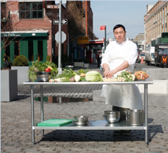 LOCALS ONLY Underground Events Series - A Free Lunch By Chef David Chang: 4/24