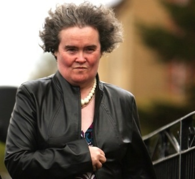 Susan Boyle: I Was Beaten Every Day at School