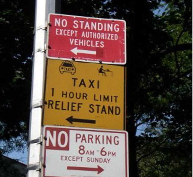 Free Sunday Parking May End on the Upper West Side