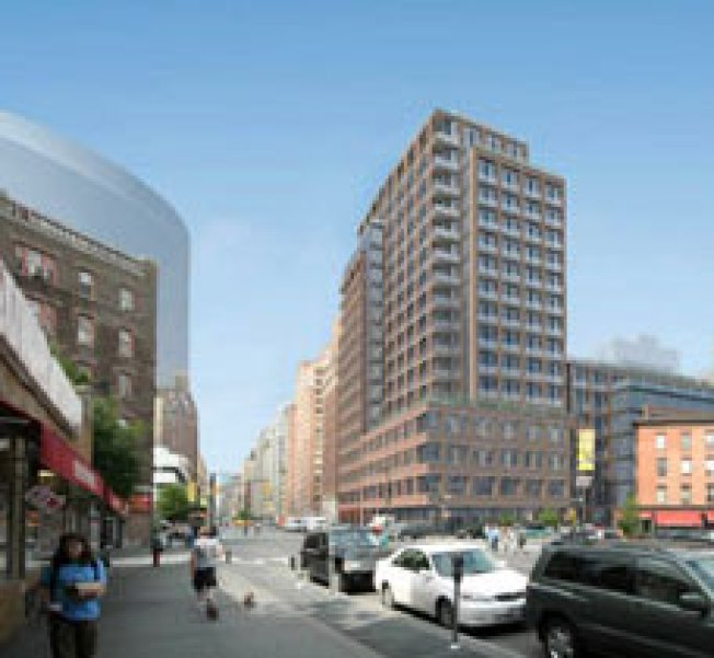 Landmarks Commission Set to Approve St. Vincent's?