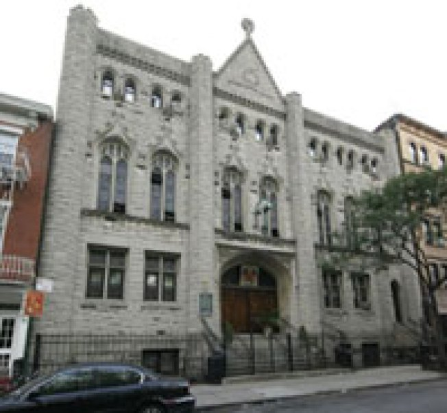 East Village Church Takes a Time Out Before Building Up