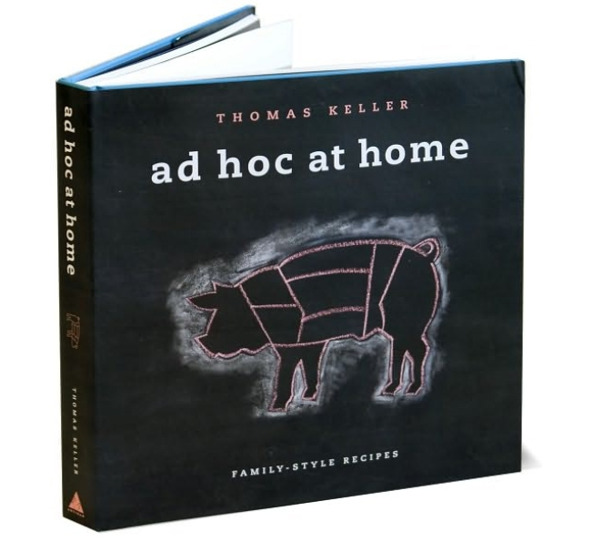 "We're Going: Thomas Keller Talks ""Ad Hoc at Home"""