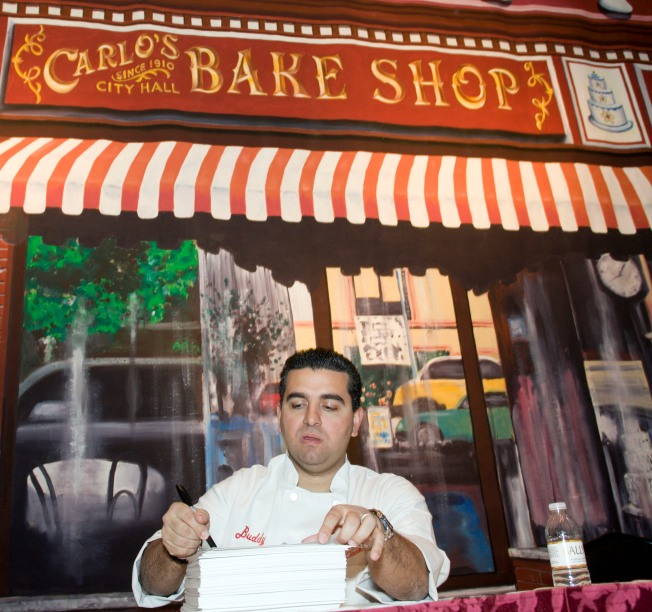 "TLC's ""Cake Boss"" Could Crumble Under Litigation"