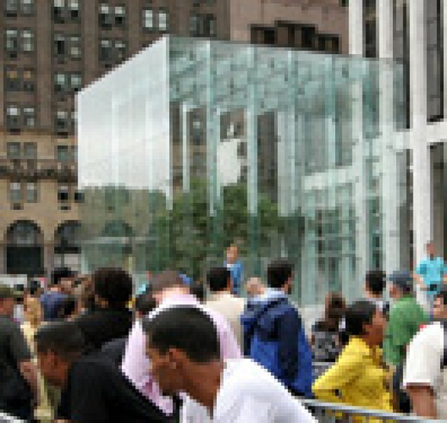 God Bless the Apple Store: Inspired by concern about how the...