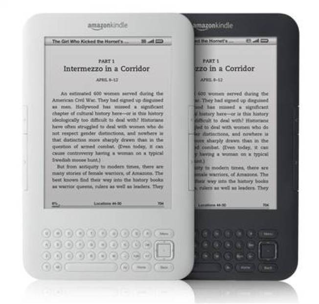 Amazon unveils new Kindle, starting at $139