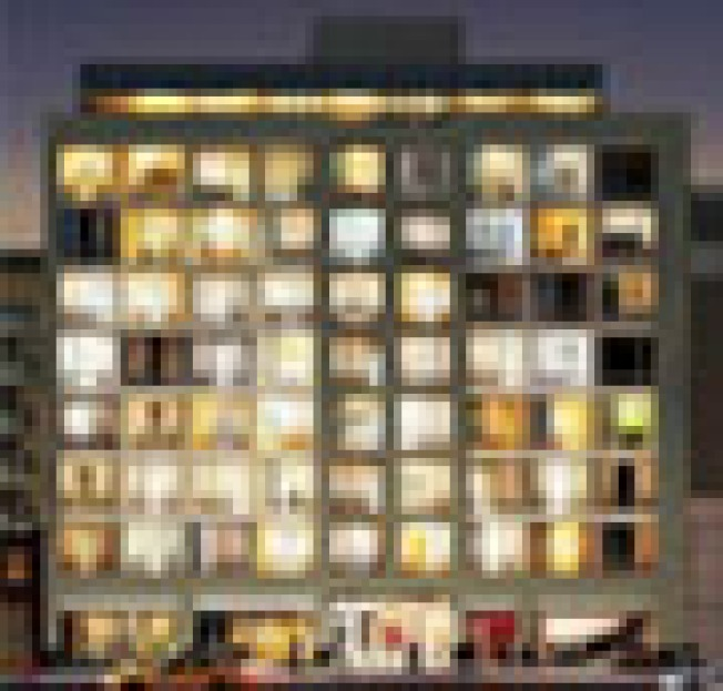 Soho Mews Outfitted: Soho Mews, the West Broadway super-luxury...