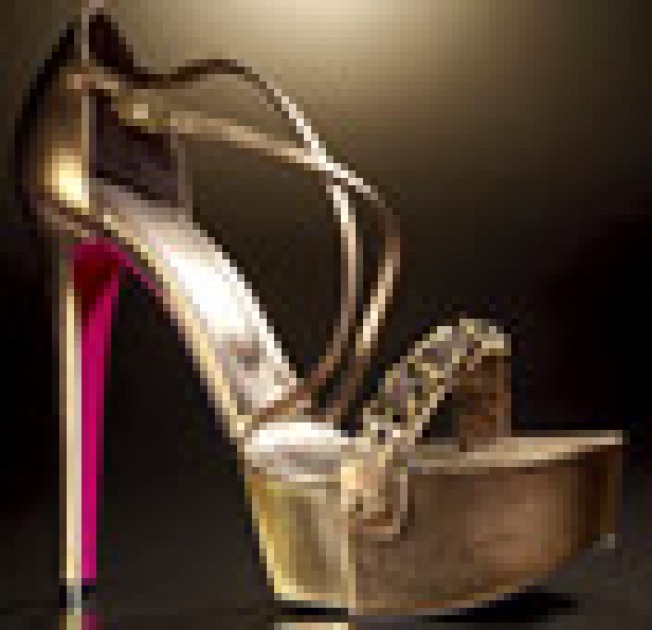 Build Them Higher: Growing desire for treacherously high heels...
