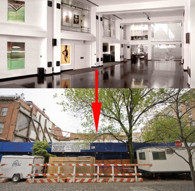 The $34 Million West Village Teardown