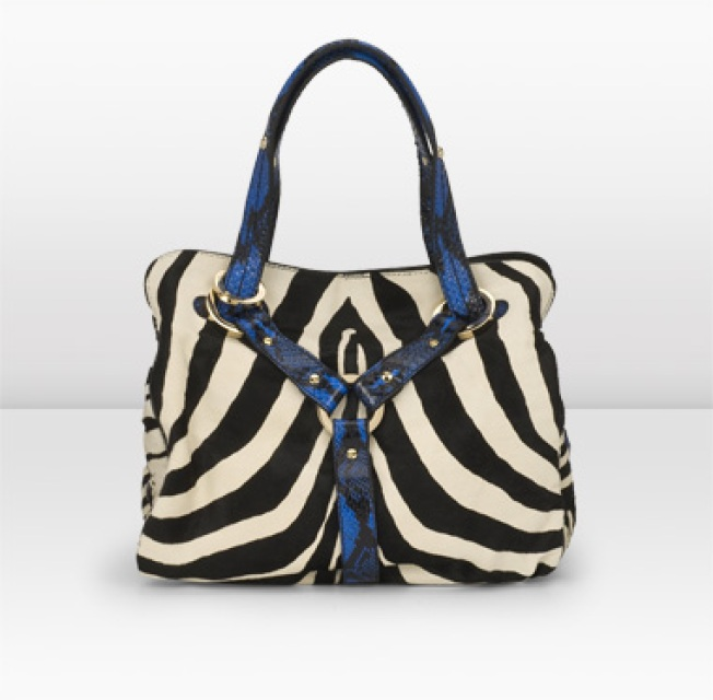 Jimmy Choo's Wild Satchel