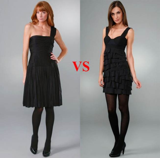 Sophie's Other Choice: Jill Stuart vs. Alexander Wang