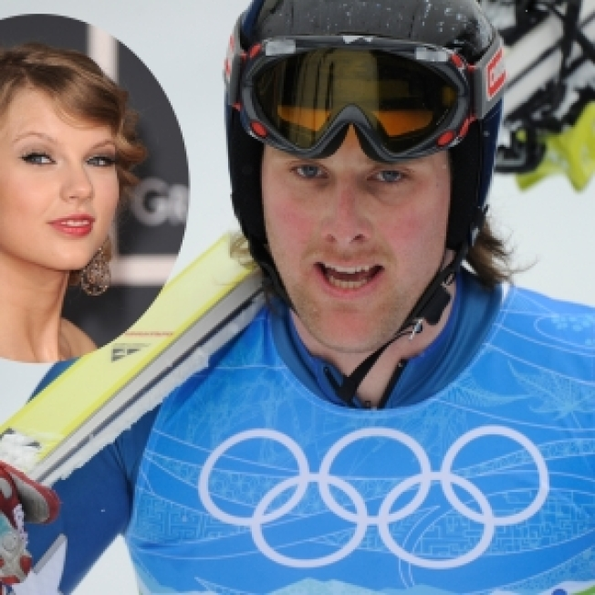 "Olympic Skier Hoping for ""a Date"" With Taylor Swift"