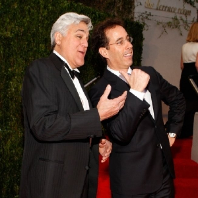 "Jay Leno Makes ""Marriage Ref"" Guest Appearance, Talks Being Back at ""Tonight Show"""