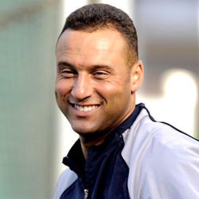 Derek Jeter Is Having a Good Week