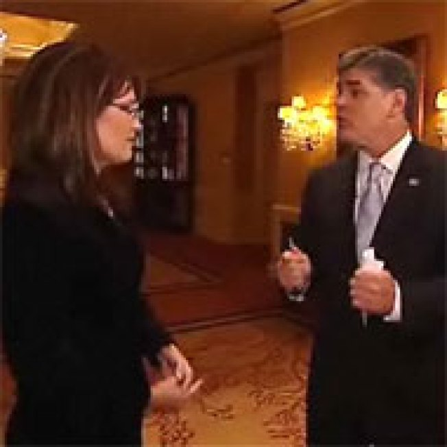 Palin on the Economic Crisis: 'Corruption' Is to Blame
