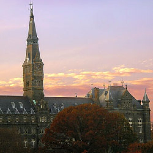 Georgetown: Condolences to Our Deep-Pocketed Alumni