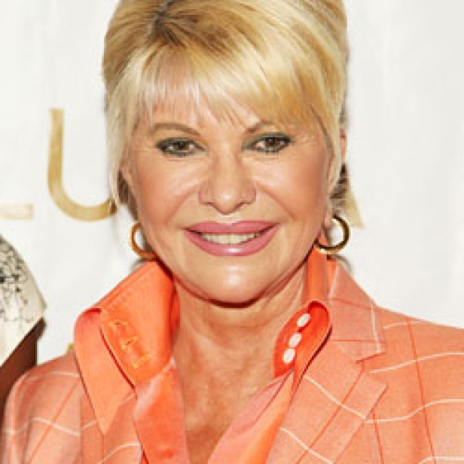 Ivana Trump Does NOT Fly Coach. Not If She Can Whine Her Way Out of It