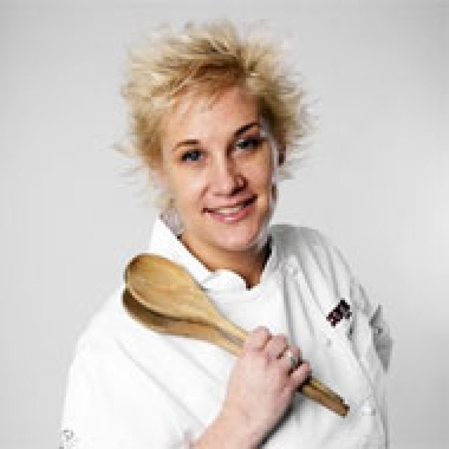 Anne Burrell Out at Centro Vinoteca