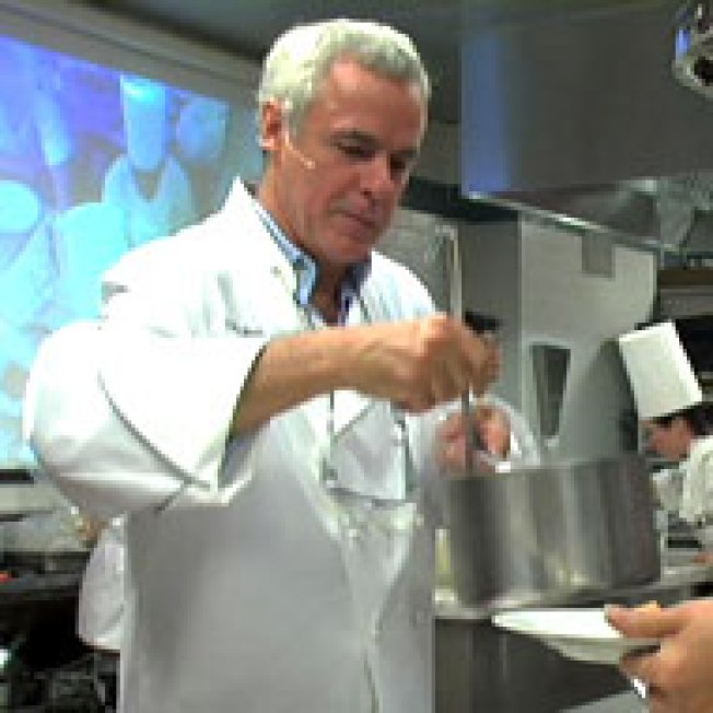 Cooking Dashi and Miso With David Bouley