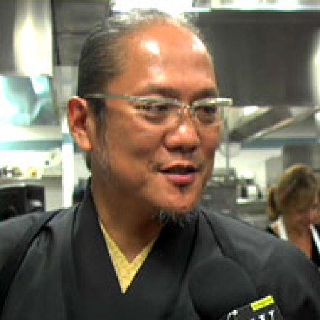 Morimoto Masters Wagyu Beef
