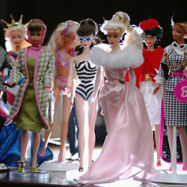 Barbie Infiltrates the Fashion Industry, and We Are Scared