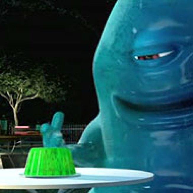 Seth Rogen Seduces a Jell-O Mold