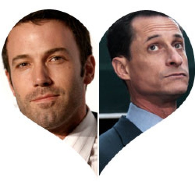 The Secret, Forbidden Love of Anthony Weiner and Ben Affleck