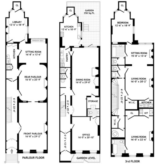 Floorplan Porn: Pen, Brush and a Whole Lot More