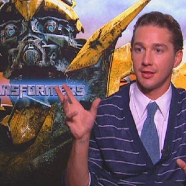 ROLL CALL: Shia's Passenger Was 'Transformers 2' Co-Star Isabel Lucas