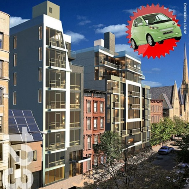 Harlem Buyers Get a Free Car With Parking Spot
