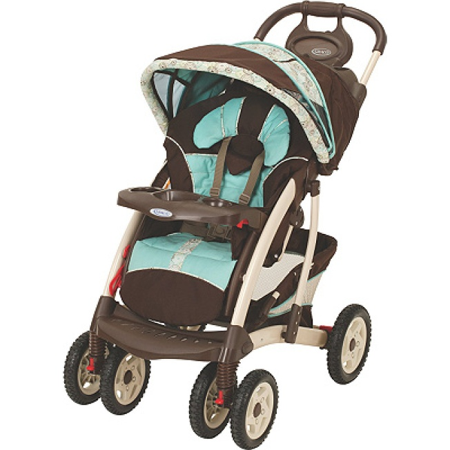 2 Million Graco Strollers Recalled
