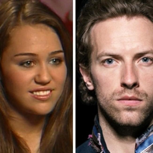 Miley Cyrus Reveals Dream Man: Coldplay's Chris Martin