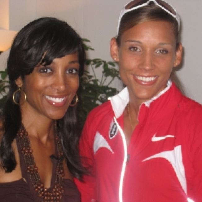 Hurdles Heartbreak For Olympian Lolo Jones