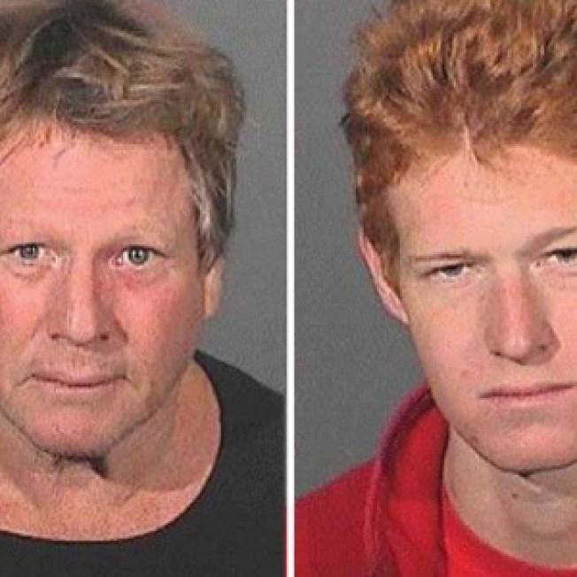 Ryan & Redmond O'Neal Charged Over September Drug Arrest