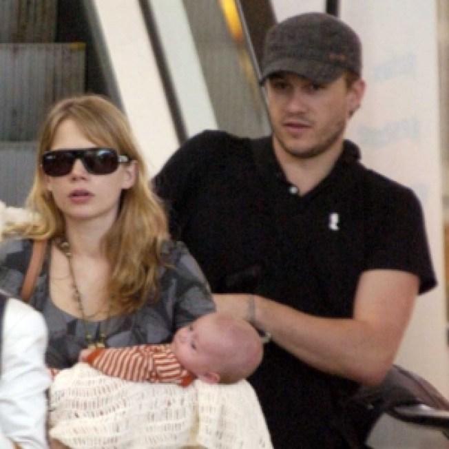 Daughter Matilda To Inherit Heath Ledger's Fortune