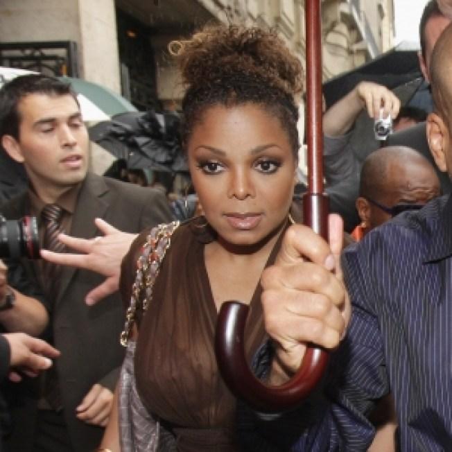 Janet Jackson Postpones 4th Show Due to Illness