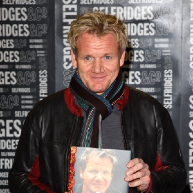 TV Chef Gordon Ramsay Denies Allegations He Had An Affair