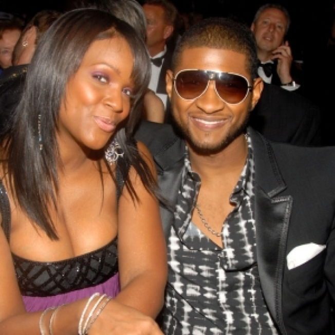 Usher & Wife Welcome Second Son