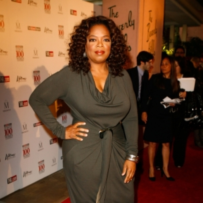 Oprah No. 1 On Hollywood Reporter's Power List