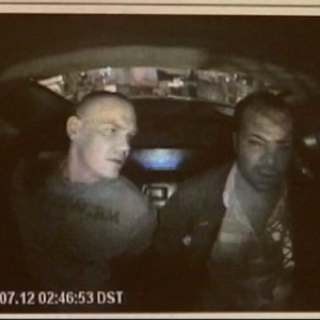 Josh Brolin's Candid Cop Car Conversation