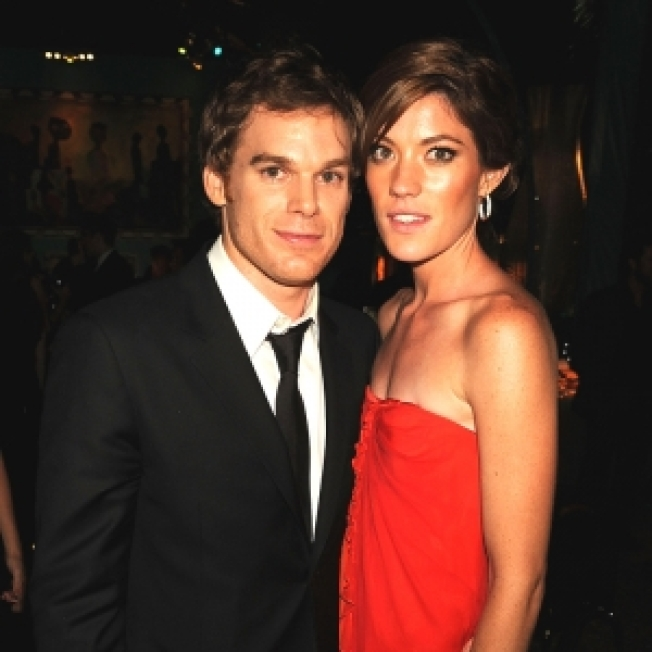 'Dexter' Star Michael C. Hall Marries TV Sister