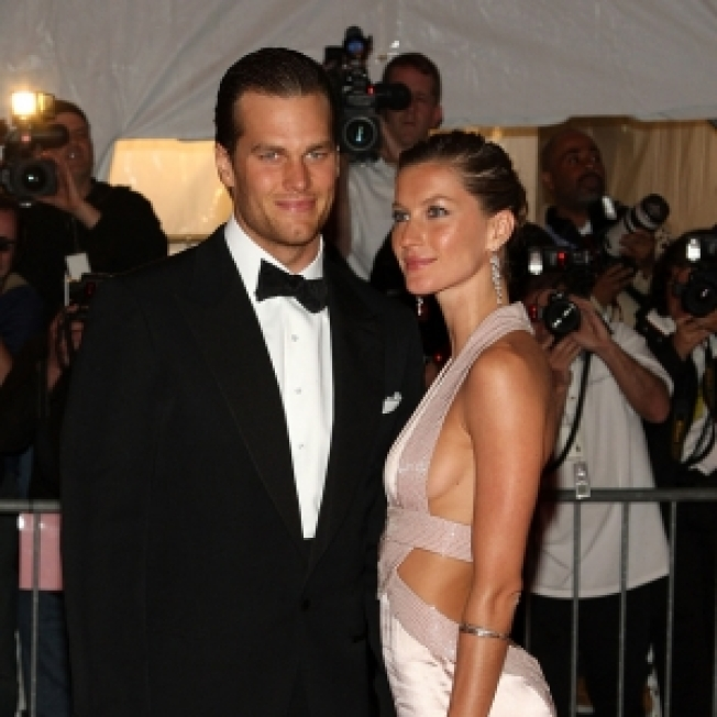 Tom Brady Shoots Down Giselle Pregnancy Rumors: 'I've Got Dogs, That's All I Need'