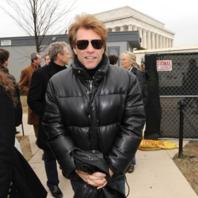 New Jersey To Jon Bon Jovi: You Give Us A Good Name