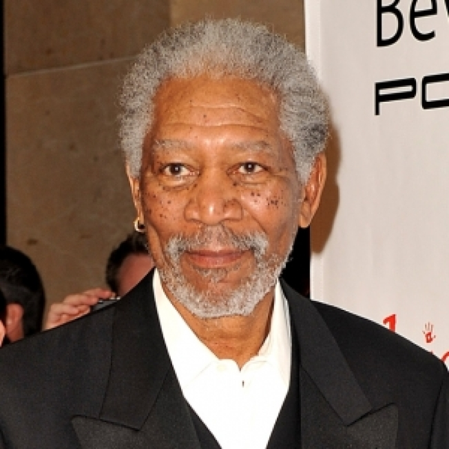 Morgan Freeman: Hand 'Paralyzed' Following Car Crash